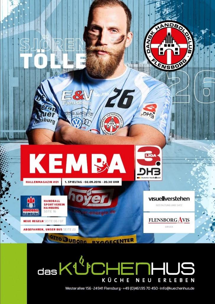 Kempa 1 Front